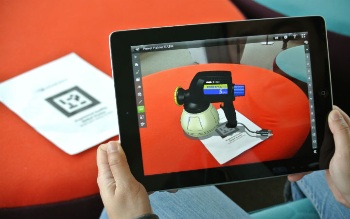 Phd thesis augmented reality