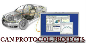 CAN-Protocol-Based-Projects