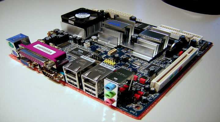 Embedded-Systems-Board