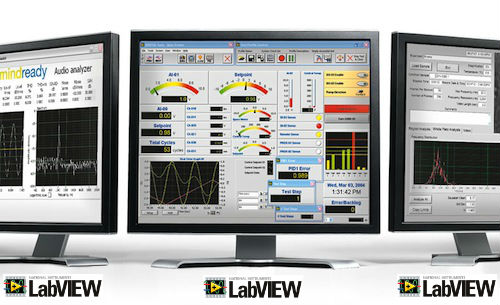 Labview-Instrumentation