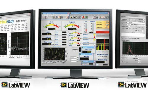 Labview-Instrumentation