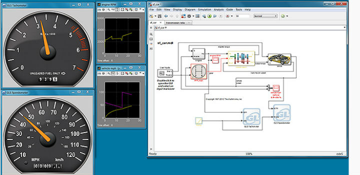 Simulink-Projects-Demo