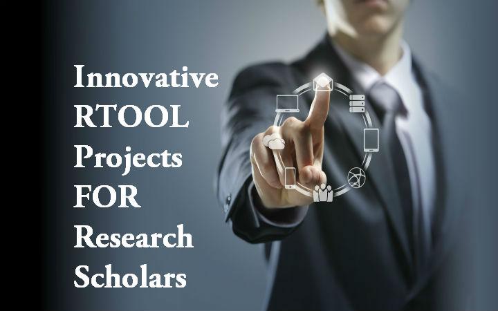 Innovative-Rtool-Projects